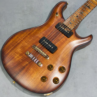 Paul Reed Smith(PRS) Private Stock McCarty 594 with P-90 Stain Natural with Smoked Burst【NAMMモデル】