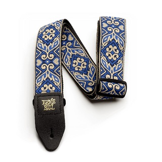 ERNIE BALL Tribal Blue Jacquard Guitar Strap
