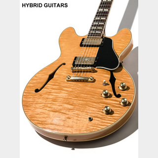 Gibson Memphis Historic '64 ES-345TDN Non Varitone Figured VOS Natural 2015