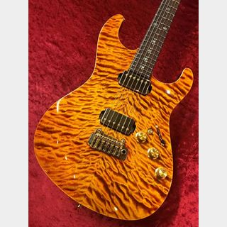 FREEDOM CUSTOM GUITAR RESEARCH O.S.-HYDRA 2point Hollow HH【Custom Order Model】【ショッピングクレジット60回無金利!8/31まで】