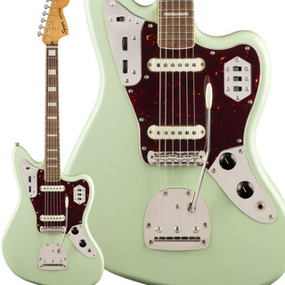 Squier by Fender Classic Vibe '70s Jaguar Surf Green ジャガー
