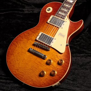 Gibson Custom Shop 60th Anniversary 1959 Les paul Standard HRM VOS / Faded Amber Burst 【御茶ノ水FINEST_GUITARS】