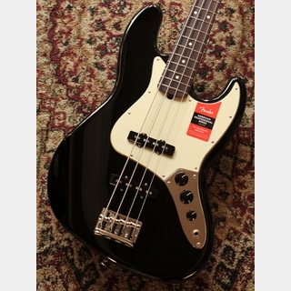 Fender American Professional Jazz Bass BLK/R