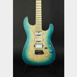 SAITO GUITARS S-622 Morning Glory Ash-Maple