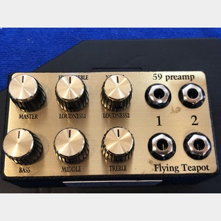 flying teapot 59 preamp