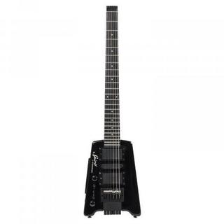Steinberger Spirit GT-Pro Deluxe Black LeftHanded【今ならストリングアダプターが付いてきます!】