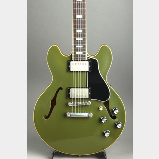 Gibson Memphis Limited Run ES-339 VOS Olive Drab Green 2018【SN:11518717】