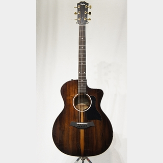Taylor 224ce-Koa Deluxe / Shaded Edgeburst