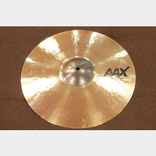 "SABIAN AAX 16"" MEDIUM CRASH (AAX-16MC-B) 【定価より30%OFF!】"