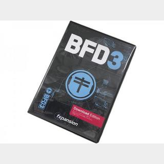 fxpansion BFD3 (Download) ◆【台数限定特価】 [ダウンロード版][ドラム音源]
