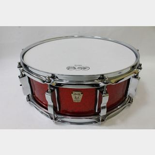 "LudwigLS401 CLASSIC MAPLE 14""x5"" Red Sparkle【定価より15%OFF!!】"