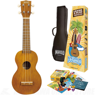 MAHALO Learn 2 Play Pack/MK1 TBRK