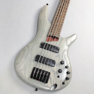 IbanezSSR645 Transparent White Low Gloss