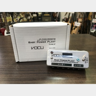 VOCU Baby Power Plant Type-V (Voltage Control) 【展示入替特価】【パワーサプライ】