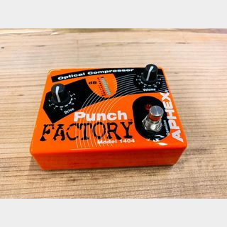 APHEX Punch FACTORY Optical Compressor / Model 1404