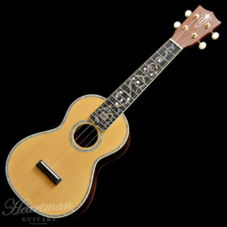 "Martin CTM Style5 Concert Tree of Life ""Italian Alpine Spruce/Madagascar Rosewood"" ""Nazareth Martin Factory"