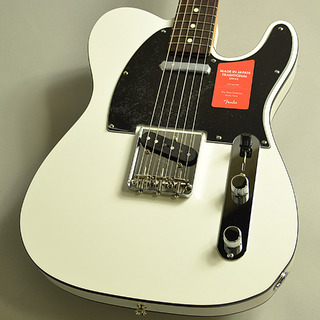 Fender Traditional 60sTelecasterCustomArcticWhite【6月16日(土)~9月30日(日)最大36回払いまで分割手数料0円!!】