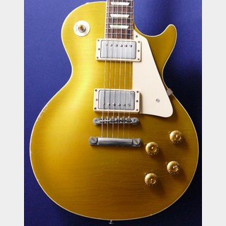 Gibson Custom Shop 【USED】Japan Limited Run 1957 Les Paul Gold Top Reissue Lower Logo Murphy Aged 2014年製【3.74kg】