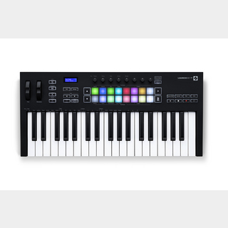 Novation Launchkey37 MK3 MIDIキーボードコントローラー【WEBSHOP】