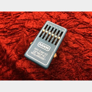 MXR M109S Six Band Graphic EQ[USED/中古]【年末年始スペシャルSALE】