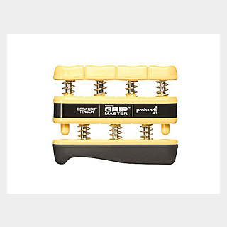 PROHANDS GRIP MASTER Extra Light GM-14000 Yellow【池袋店】