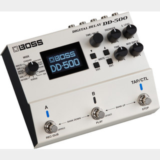 BOSS DD-500 Degital Delay【旧売価在庫】