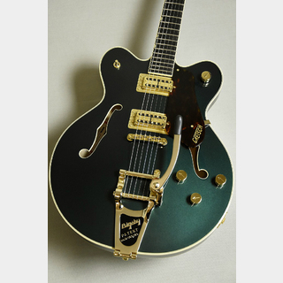 Gretsch G6609TG Players Edition Broadkaster Center Block Double-Cut Cadillac Green Metallic