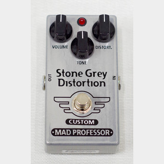"MAD PROFESSORSTONE GREY DISTORTION ""MODERNIZED"" MOD"
