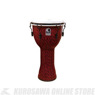 "TOCA Freestyle II Djembe 12"" - Red Mask - Synthetic Head[TF2DM-12RM]《ジャンベ》【送料無料】"