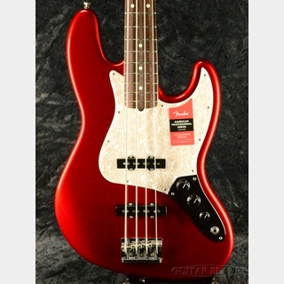 Fender【新生活応援フェア!!】American Professional Jazz Bass -Candy Apple Red/Rosewood- PG Mod