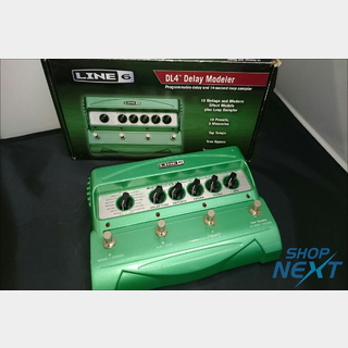 LINE 6 DL4 Delay Modeler/Stomp Box SERIES