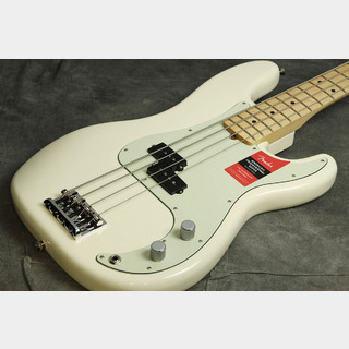 Fender USA / American Pro Precision Bass Olympic White Maple フェンダー 【渋谷店】