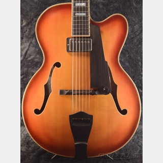 EJIMA ARCHTOP GUITARS 16 Custom Traditional Sunburst 【単板削り出し】【Gibson '57 Classic】【2.68kg】