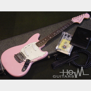 "Fender Custom Shop Limited Edition Char Signature Mustang ""Pinkloud"""