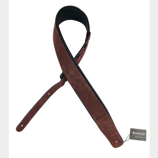 FIREGLOW Guitar parts & Accessories Strap series STR04 Padded (Vintage Red Brown)
