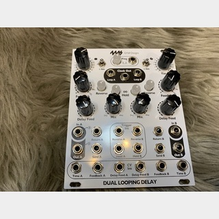 4msPedalsDUAL LOOPING DELAY