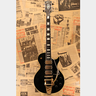 "Gibson 1959 Les Paul Custom ""Factory Bigsby"" Amazing Light Weight From Original Owner"