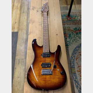 Ibanez AZ242F Dragon Eye Burst