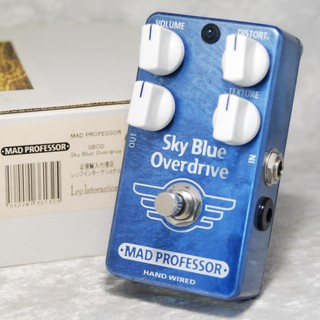 MAD PROFESSOR Sky Blue Overdrive HW  [正規輸入品]