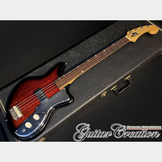 Guyatone EB-4 1966年製【SAMURAI BASS】RARE BANANA HEAD 3.49kg