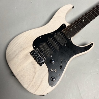 T's Guitars DST24 SOLID ASH	/ Trans White