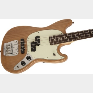 Fender Japan Made in Japan Hybrid Mustang Bass Natural 【WEBSHOP】