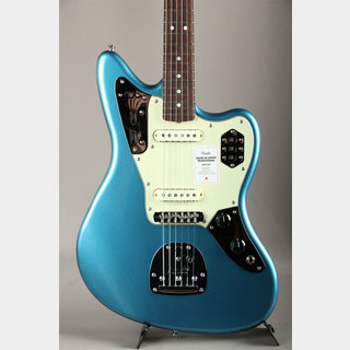 FenderMade in Japan Traditional 60s Jaguar Lake Placid Blue