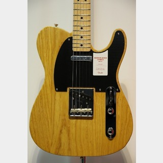 Fender Made in Japan Hybrid 50s Telecaster / Vintage Natural★決算SP2DAYS!★