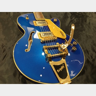Gretsch 【アウトレット品】G5655TG Electromatic Center Block Jr. Single-Cut with Bigsby Azure Metallic