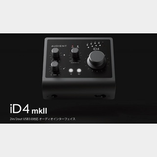 AUDIENT iD4mkII