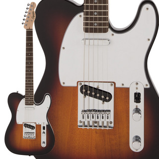 Squier by Fender FSR Affinity Series 3-Color Sunburst エレキギター