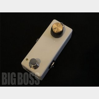 VeroCity Effects Pedals High-gain expander / Cream