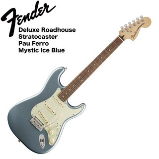 Fender Deluxe Roadhouse Stratocaster PF MIB エレキギター