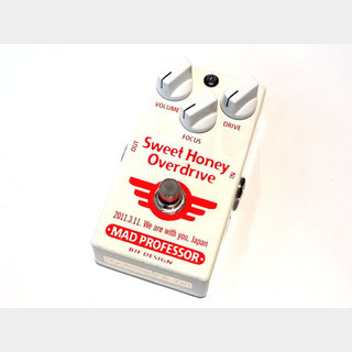 MAD PROFESSOR New Sweet Honey Overdrive Japan Limited Edition White #80